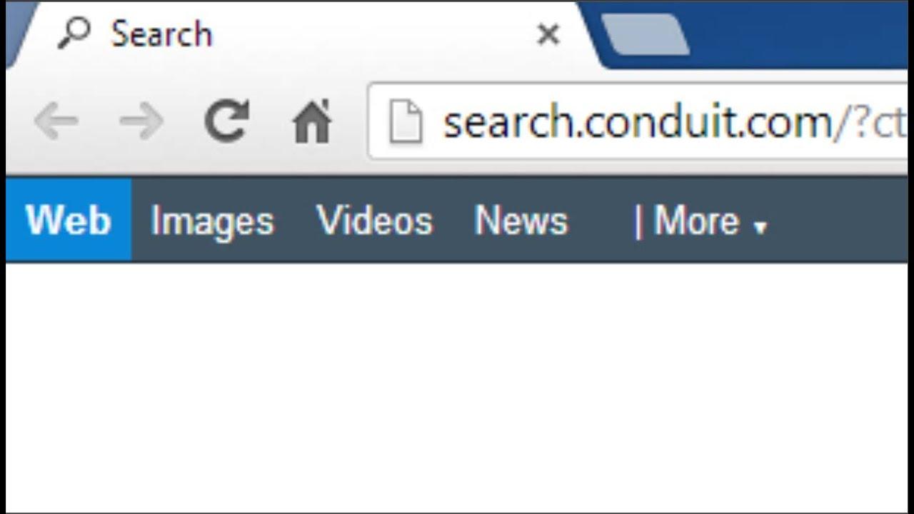 eliminar search.conduit.com
