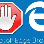 bloquear un sitio web en el navegador Microsoft Edge